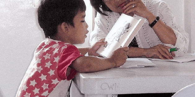 Testing Reading Skills